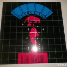 Discos de vinilo: KARMAS COLECTIVOS – IN ANY DIMENSION -1987. Lote 129174031