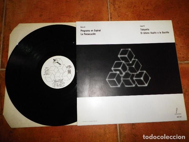 Discos de vinilo: AVIADOR DRO Programa en espiral MAXI SINGLE VINILO AÑO 1982 CONTIENE 4 TEMAS COMO NUEVO TECHNO POP - Foto 2 - 129181915