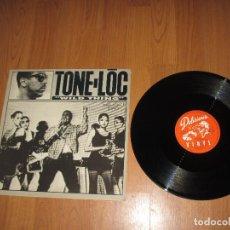Discos de vinilo: TONE- LOC - WILD THING - MAXI - SPAIN - DELICIOUS VINYL - IBL - . Lote 129187499