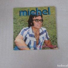 Discos de vinilo: MICHEL NOSOTROS DOS/ LA PRIMAVERA EUTERPE 1977 . Lote 129190495
