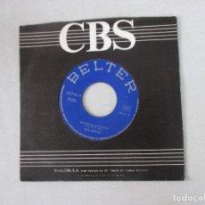 Discos de vinilo: LOS GRITOS SENTADO EN LA ESTACIÓN/ VEN, VAMOS A CANTAR BELTER 1970. Lote 129190735