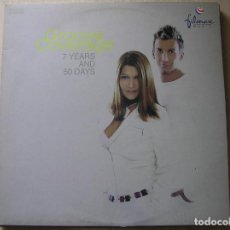 Discos de vinilo: GROOVE COVERAGE - 7 YEARS AND 5O DAYS - FILMAX MUSIC - IBL -. Lote 129226639