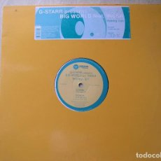 Discos de vinilo: BIG WORLD - MORNING LIGHT - MAXI - CLUBLAND RECORDS 2000 - IBL -. Lote 129228391