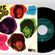 Discos de vinilo: SINGLE LITTLE RICHARD. GOOD GOLLY MISS. MOLLY. LUCILLE. LONDON, AÑO 1968. Lote 129236691