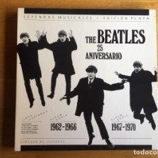 Discos de vinilo: THE BEATLES: 25 ANIVERSARIO. Lote 129261712