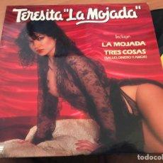 Discos de vinilo: TERESITA LA MOJADA (LA MOJADA) LP ESPAÑA 1981 SEXY COVER (VIN-A6). Lote 134971765