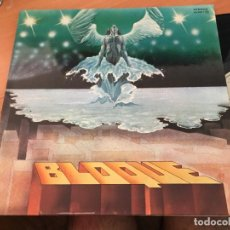 Vinyl-Schallplatten - BLOQUE (HOMBRE TIERRA Y ALMA) LP ESPAÑA 1979 PROMO GAT. CHAPA DISCOS (VIN-A7) - 129297927