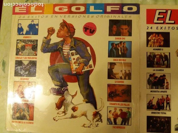 TER LOTE EL GOLFO 1.2 .91 6LP ÉXCELENTES NUEVOS (Música - Discos - LP Vinilo - Grupos Españoles de los 70 y 80)