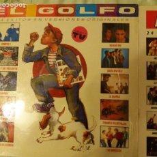 Discos de vinilo: TER LOTE EL GOLFO 1.2 .91 6LP ÉXCELENTES NUEVOS. Lote 125168463