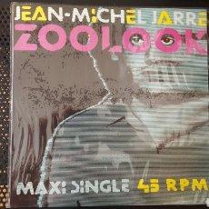 Discos de vinilo: MAXI - JEAN-MICHEL JARRE – ZOOLOOK - POLYDOR – 881 540-1. Lote 129309652
