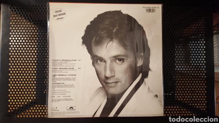Discos de vinilo: Maxi - Jean-Michel Jarre – Fourth Rendez-Vous / First Rendez-Vous Polydor – 883 892-1 - Foto 2 - 129310570