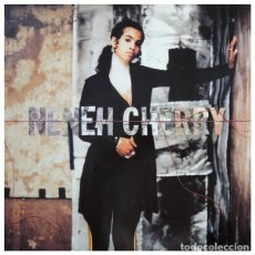 Discos de vinilo: NENEH CHERRY ?– MONEY LOVE. 12´´MAXI SINGLE EN VINILO.. Lote 129311199