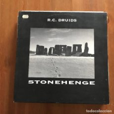 Discos de vinilo: R.C. DRUIDS - STONEHENGE - LP EXPERIENCE 1992. Lote 129345299