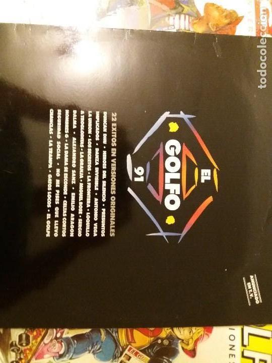 Discos de vinilo: Ter lote el golfo 1.2 .91 6lp éxcelentes nuevos - Foto 3 - 125168463