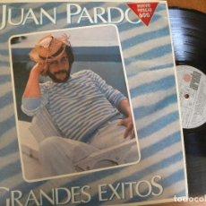 Discos de vinilo: JUAN PARDO -GRANDES EXISTOS -LP 1980 -BUEN ESTADO. Lote 129349383