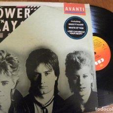 Discos de vinil: POWER PLAY -AVANTI -LP 1982. Lote 129351159