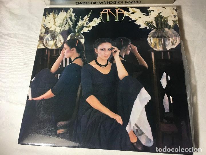 DISCO LP ANA BELEN (Música - Discos - LP Vinilo - Solistas Españoles de los 50 y 60)
