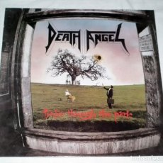 Discos de vinilo: LP DEATH ANGEL - FROLIC THOUGH THE PARK. Lote 129381183