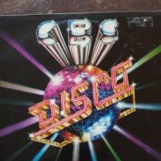Discos de vinilo: VARIOS. CBS DISCO. LP. CBS. 1979. Lote 129407623