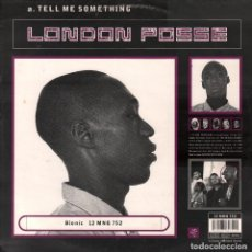 Discos de vinilo: LONDON POSSE - LP MAXISINGLE RF-5970. Lote 129428059