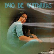 Discos de vinilo: DUO DE GUITARRAS - LP ZAFIRO DE 1974 RF-5972 . Lote 129428791