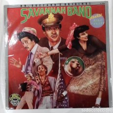 Discos de vinilo: DR. BUZZARD´S ORIGINAL SAVANNAH BAND - MEETS KING PENETT LP PROMO ED. ESPAÑOLA 1978. Lote 129430271