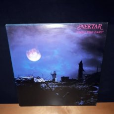 Discos de vinilo: DOBLE LP NEKTAR : THRU THE EARS (1978). Lote 129432287