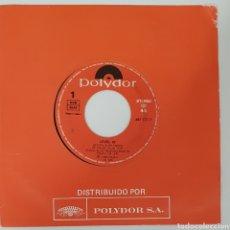Discos de vinilo: SINGLE LEVEL 42. Lote 129432550