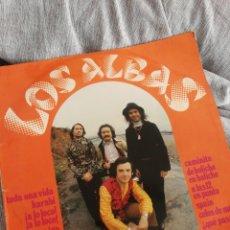 Discos de vinilo: LP LOS ALBAS- BELTER, 1974.. Lote 129452507