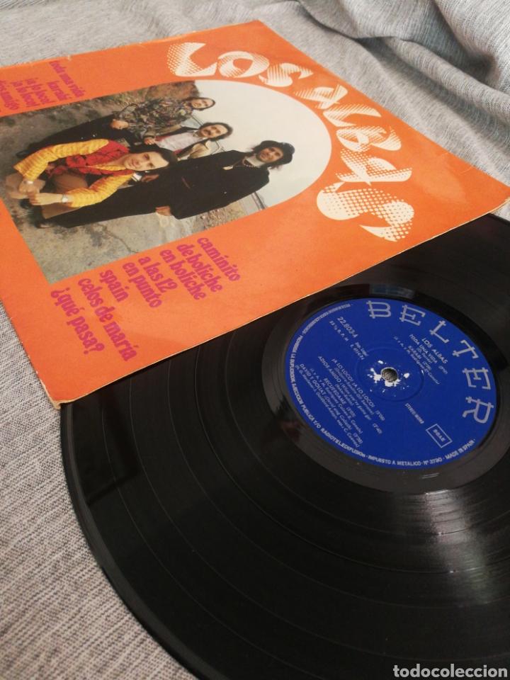 Discos de vinilo: LP LOS ALBAS- BELTER, 1974. - Foto 2 - 129452507