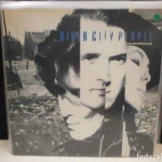 Discos de vinilo: LP. RIVER CITY PEOPLE - DAY SOMETHING GOOD. Lote 129492419