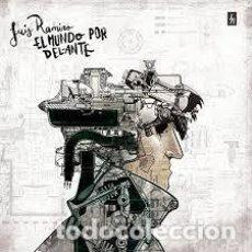 Discos de vinilo: LUIS RAMINO EL MUNDO POR DELANTE 10 INCH. Lote 129503787