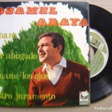 Discos de vinilo: ROSAMEL ARAYA CON LOS ANTONIOS - BARBARA - EP 1967 - CEM. Lote 129534451