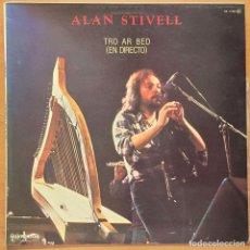 Discos de vinilo: ALAN STIVELL - TRO AR BED (EN DIRECTO). 1979 GUIMBARDA. Lote 129542974