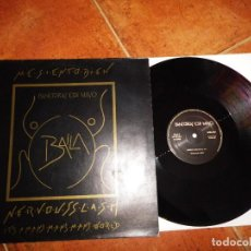 Discos de vinilo: BANDERAS DE MAYO ME SIENTO BIEN MAXI SINGLE VINILO DEL AÑO 1991 DIRECTO CONTIENE 3 TEMAS. Lote 129547163