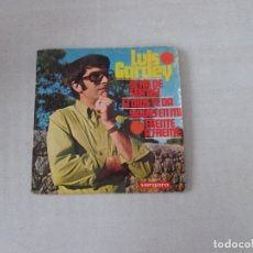 Discos de vinilo: LUIS GARDEY SI HA DE SER ASÍ/ SI DIOS TE DA/ SIGUES EN MÍ/ FRENTE A FRENTE VERGARA 1968. Lote 129558207