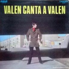 Discos de vinilo: VALEN CANTA A VALEN, RCA CAMDEN-CAL-118. Lote 129602967