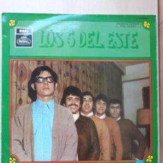 Discos de vinilo: LOS 5 DEL ESTE- LP REGAL 1969. Lote 129639703