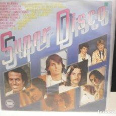 Discos de vinilo: LP. SUPER DISCO - VARIOS. (NEW). Lote 129642167