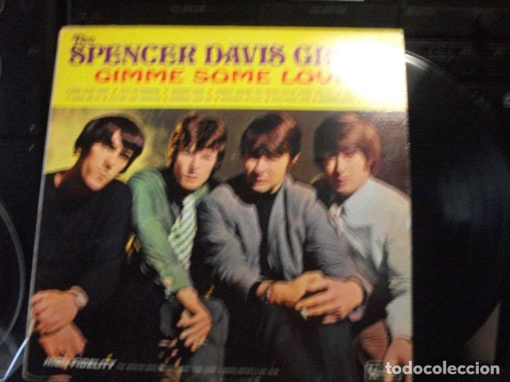 THE SPENCER DAVIS GROUP GIMME SOME LOVIN LP USA 1967 PEPETO TOP (Música - Discos - LP Vinilo - Pop - Rock - Extranjero de los 70)
