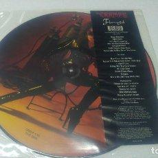 Discos de vinilo: CRAMPS - FLAME JOB - PICTURE DISC. Lote 129686547