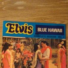 Disques de vinyle: DISCO DE ELVIS PRESLEY, BLUE HAWAII, THE COMPLETE SESSION VOL. 4. Lote 129699151