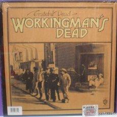 Discos de vinilo: THE GRATEFUL DEAD - WORKINGMAN'S DEAD - LP 180 GRAM, PRECINTADO. Lote 129701367