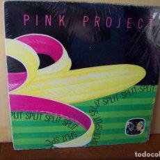 Discos de vinilo: PINK PROJECT - SPLY - LP 1983. Lote 129706407