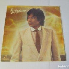 Discos de vinilo: JERONIMO - QUISIERA + ALGUN DIA VOLVERE -SINGLE- COLUMBIA 1980 SPAIN MO 1951 XXI FESTIVAL BENIDORM. Lote 129707103
