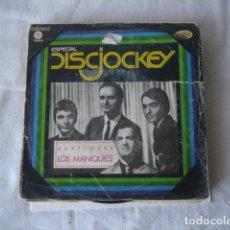 Discos de vinilo: KRAFTWERK LOS MANIQUIES . Lote 129728871