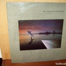 Discos de vinilo: RAINBOW - THE BEST OF - LP 1981 DOBLE LP CARPETA ABIERTA. Lote 129732095