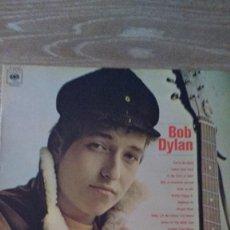 Discos de vinilo: DISCO DE BOB DYLAN, BOB DYLAN , EDITADO EN ESPAÑA. Lote 129735599