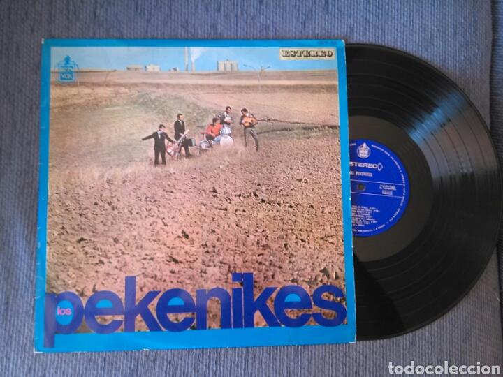 LOS PEKENIKES LP 1966 RARO (Música - Discos - LP Vinilo - Solistas Españoles de los 50 y 60)