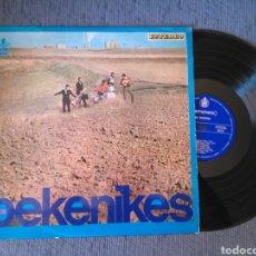 Discos de vinilo: LOS PEKENIKES LP 1966 RARO. Lote 129960500